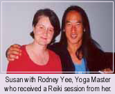 Rodney Yee and Susan Paige